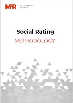 MFR Social Rating methodology